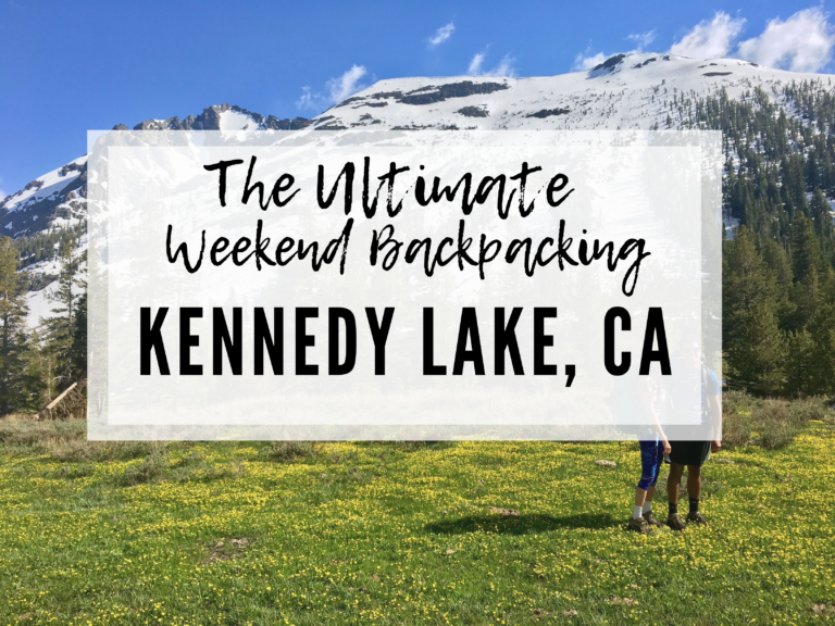 THE ULTIMATE GUIDE TO BACKPACKING KENNEDY LAKE