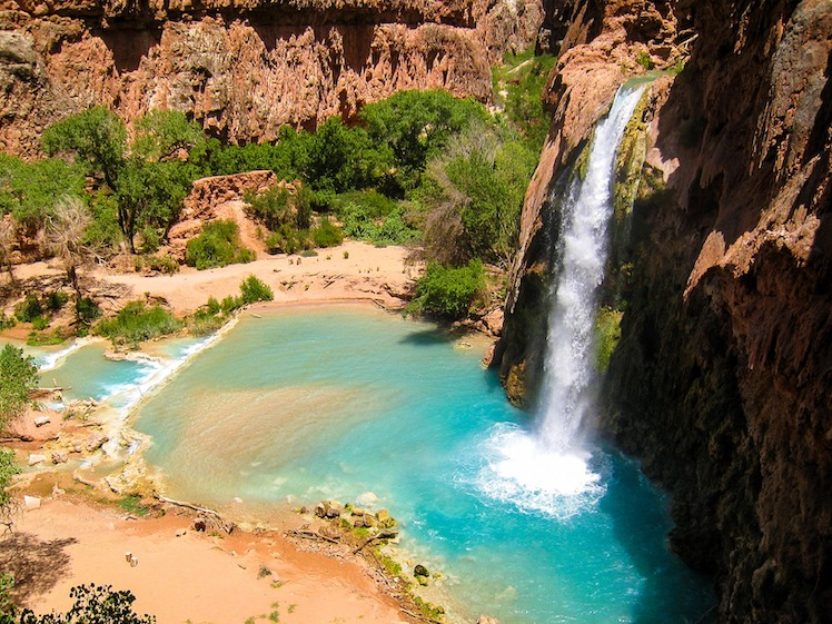 THE ULTIMATE GUIDE TO BACKPACKING HAVASUPAI