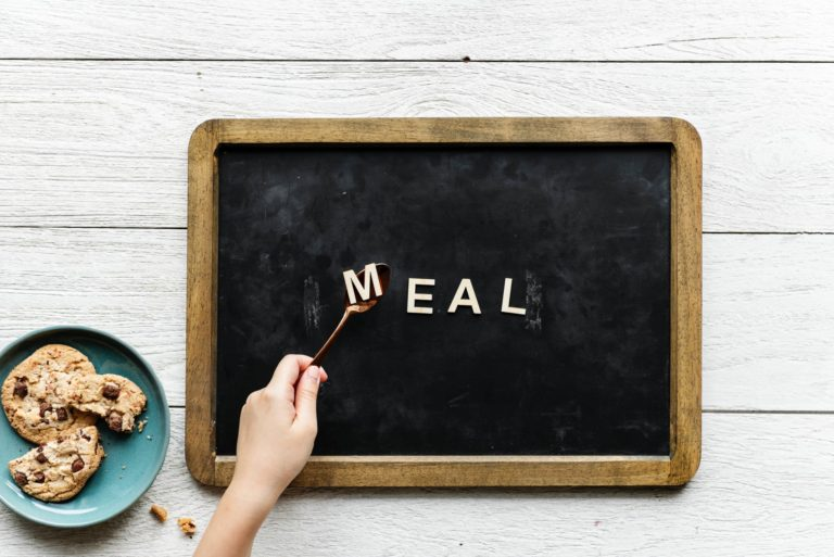 Meal Prep: Hint it's different than most