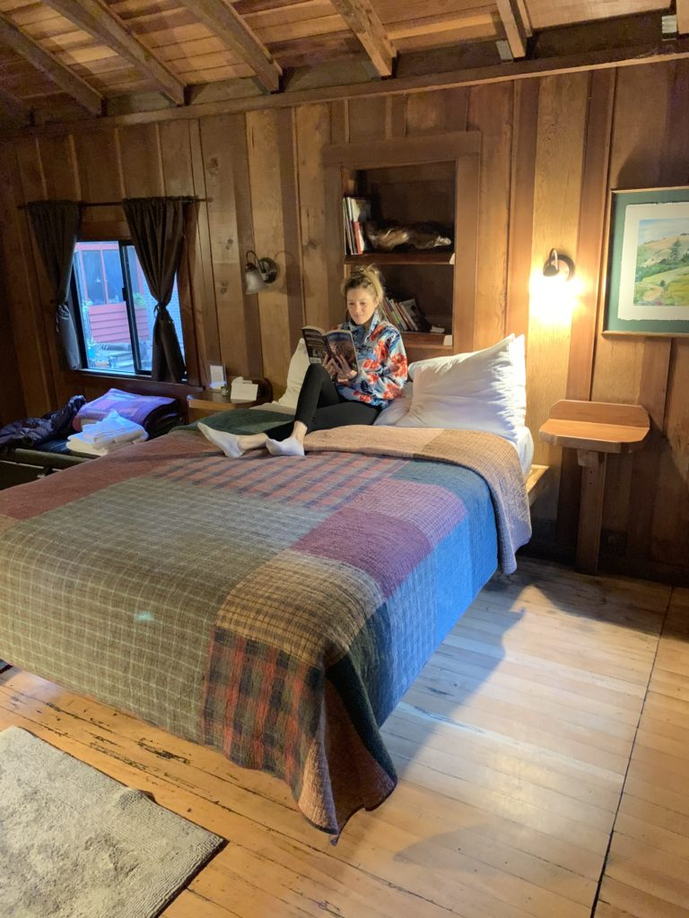 Travel to Big Sur for the weekend