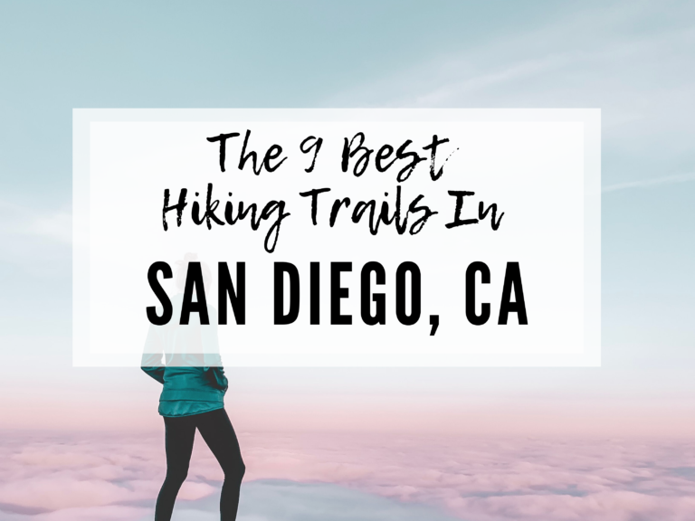 THE 9 BEST HIKING TRAILS SAN DIEGO HAS TO OFFER
