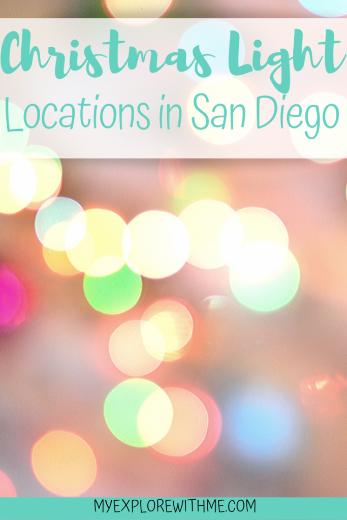 Heading to San Diego this Christmas. Save this post for some of the best Christmas light displays in San Diego.