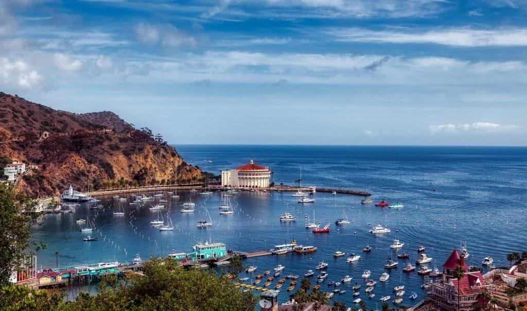 San Diego weekend getaway to Catalina Island
