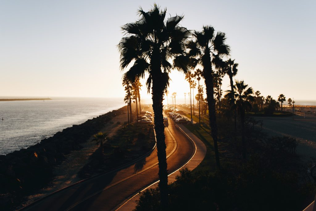 One day in San Diego