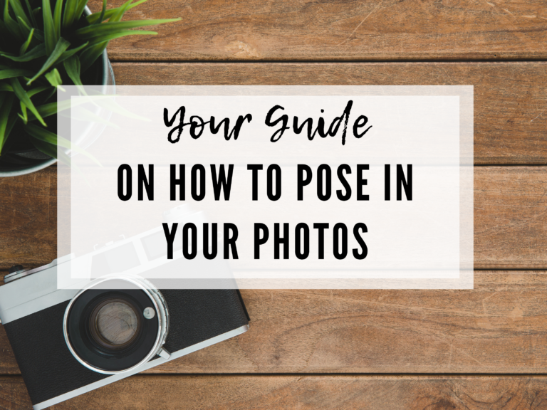 15+ PHOTO POSE FOR GIRLS