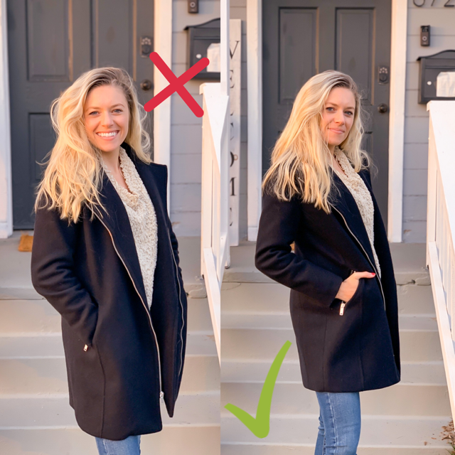 how to pose a girl for photos