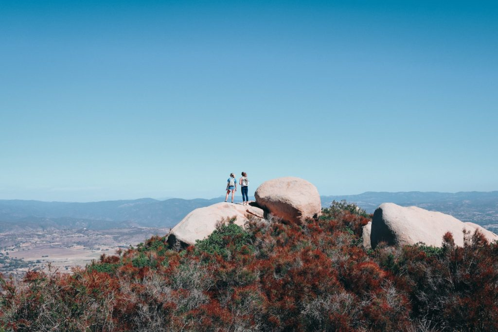 Hiking is an activity you must do in Spring in San Diego