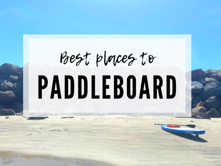 9 BEST PLACES TO PADDLEBOARD IN SAN DIEGO
