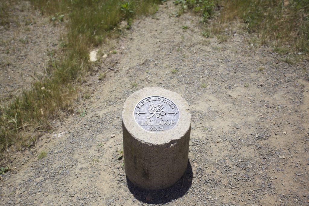 Double peak sign