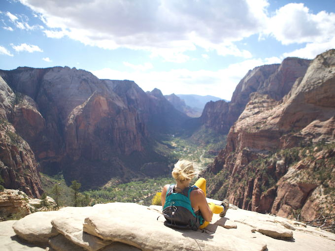 COMPLETE GUIDE TO HIKING ANGEL'S LANDING IN ZION