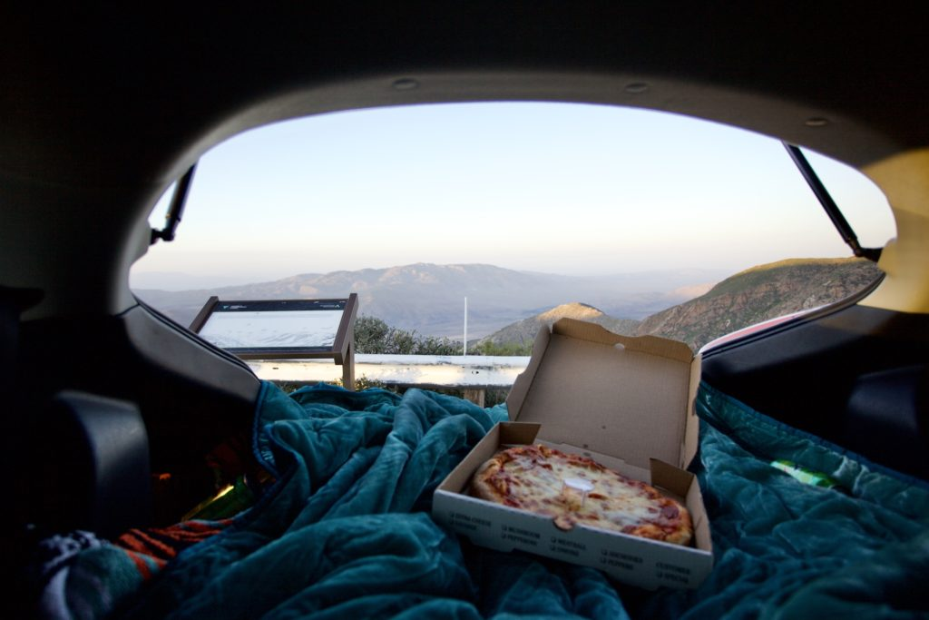 Tips for what to pack when car camping