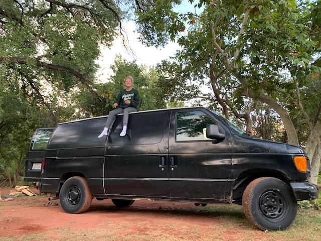 Van Life car camping