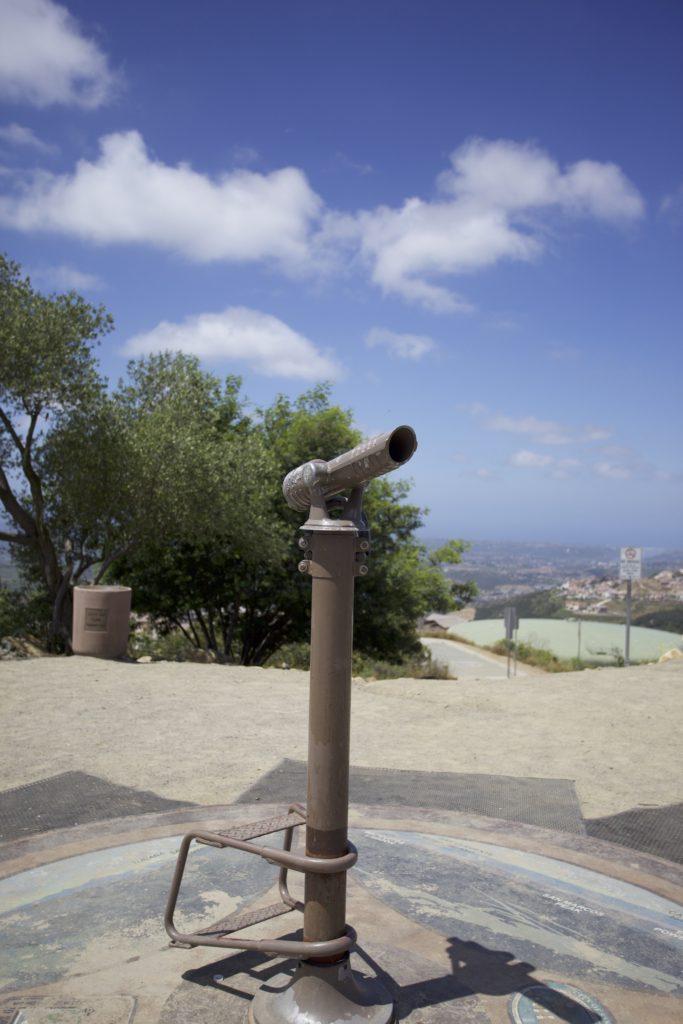 telescope in San Marcos