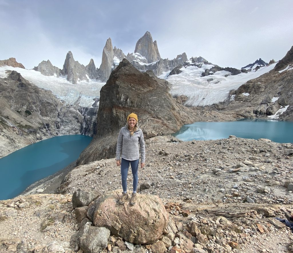 Views from my day hike to Fitz ROy