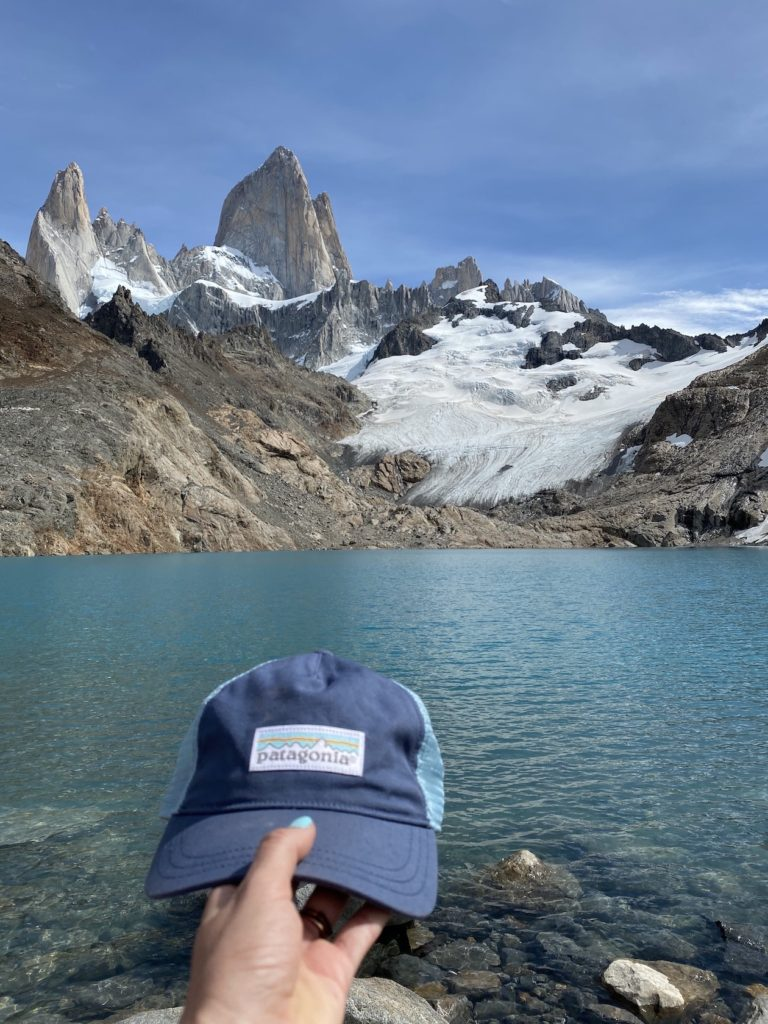Mount Fitz Roy in Patagonia
