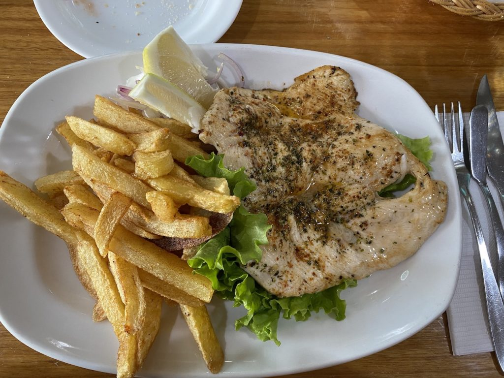 Food in Argentina and Chile