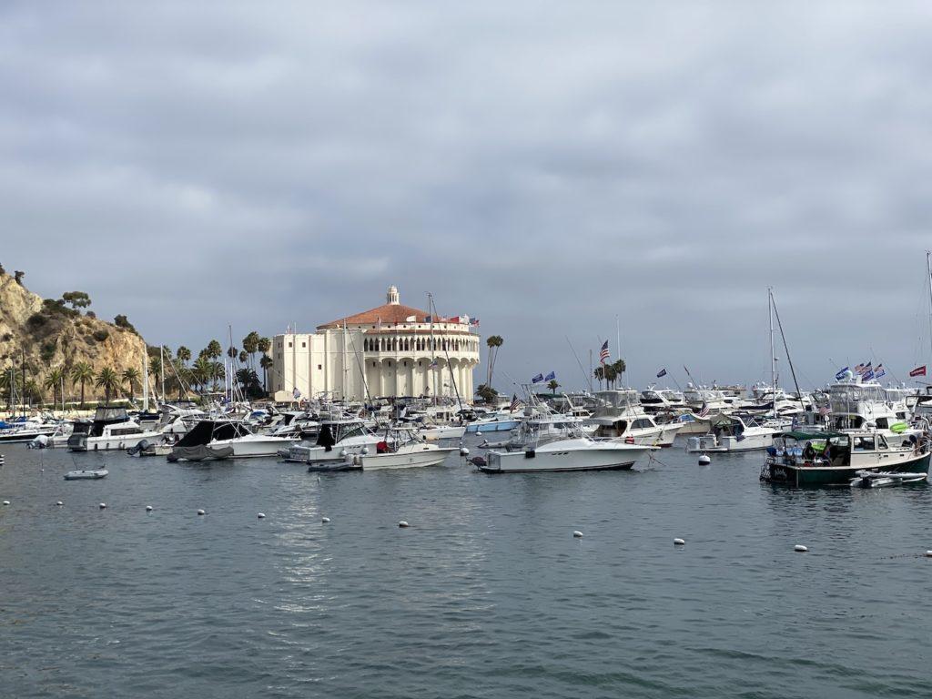 Catalina Island itinerary