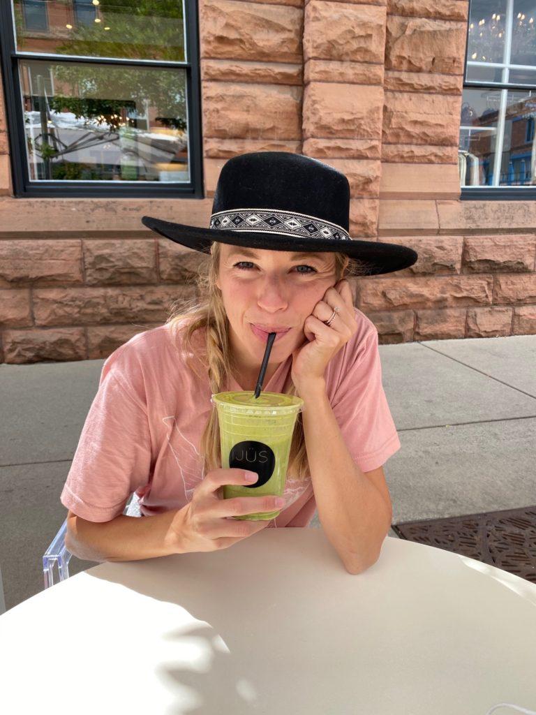 Healthy eating in Aspen