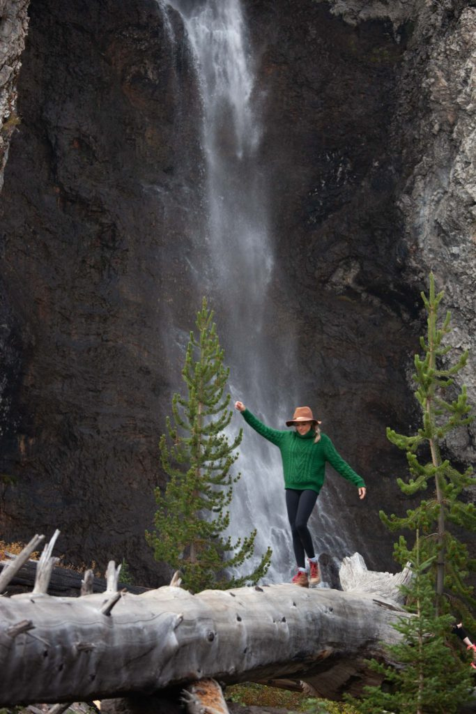 2 day itinerary in yellowstone