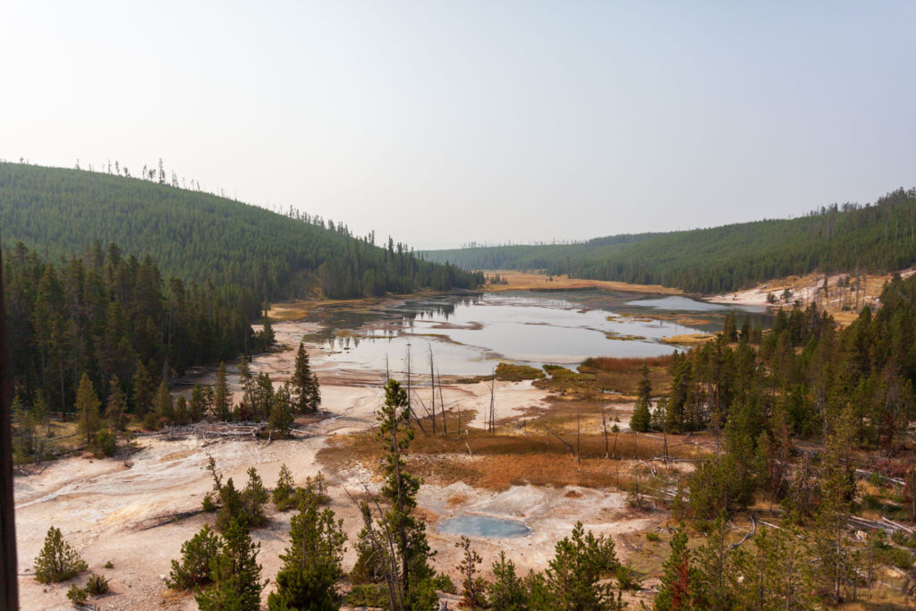 Yellowstone two day itinerary