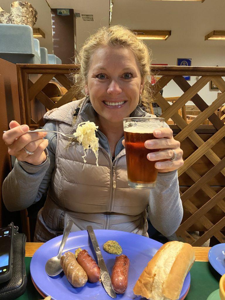 Beer and Brawt in Leavenworth