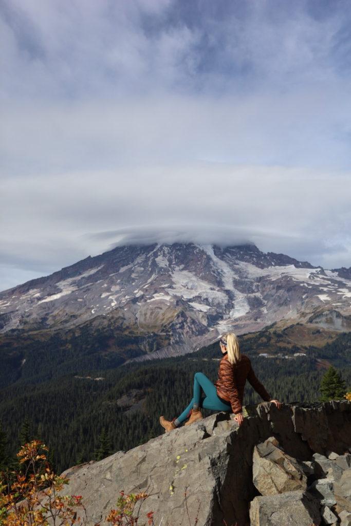 Mt Ranier views