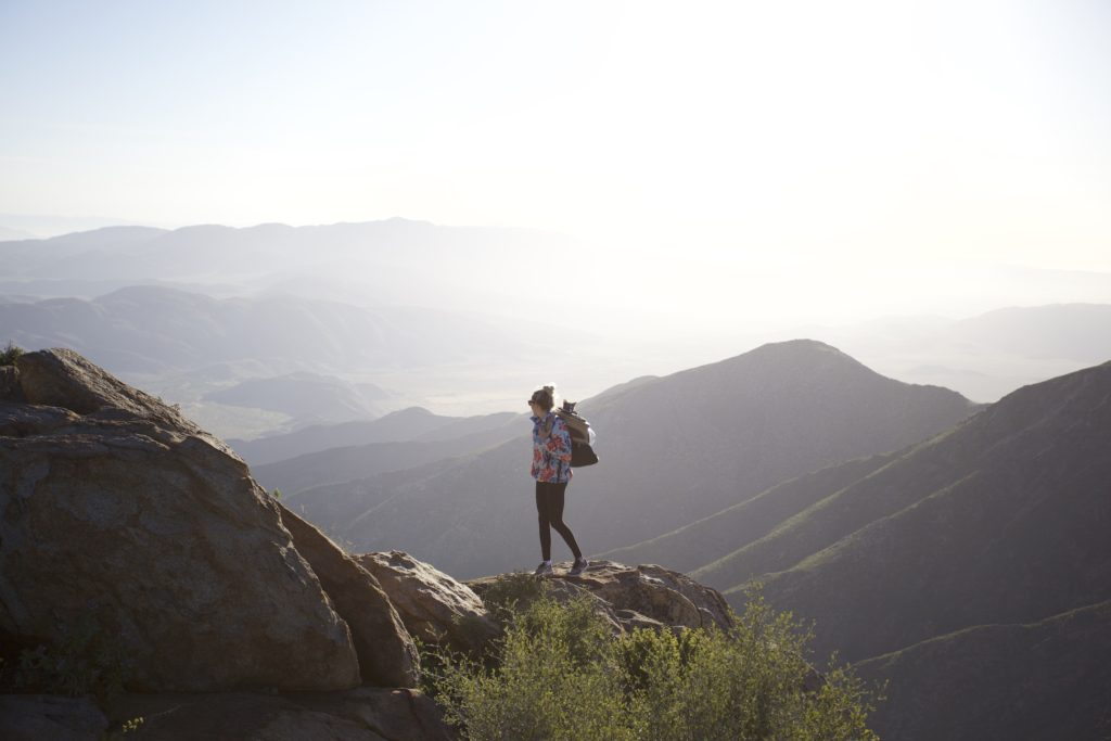 Add sunrise highway to your list of instagrammable places near San Diego!