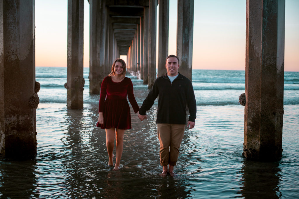 Scripps pier is one of San Diego's most instagrammable places