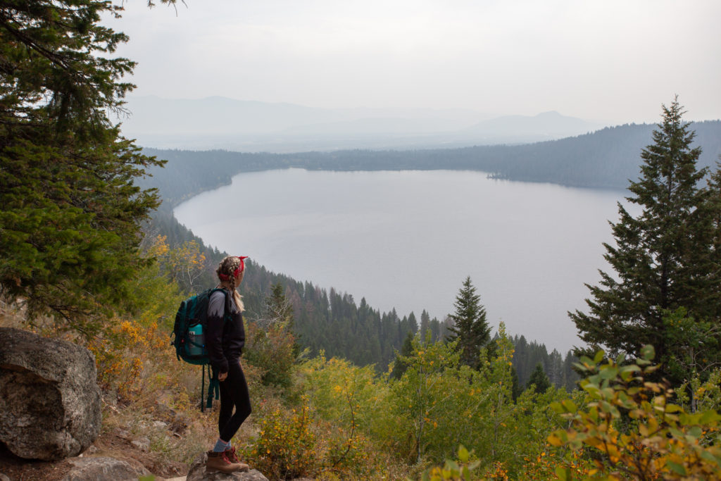 Phelps Lake should be added to your Grand Teton itinerary