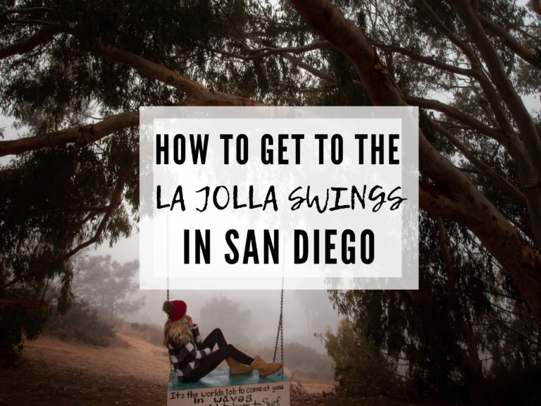 GUIDE TO VISITING THE LA JOLLA SWINGS IN SAN DIEGO