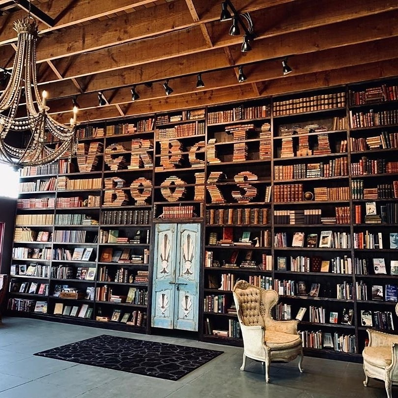 Verbatim books bookstore is a stop to add to your San Diego itinerary