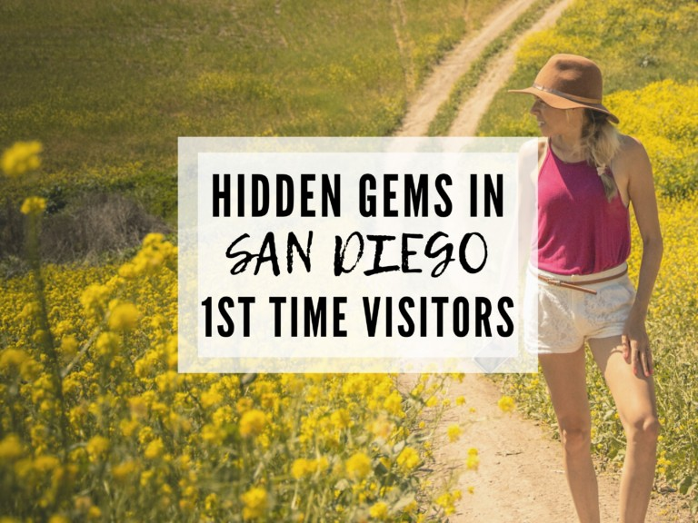 Hidden Gems To Add On Your San Diego Itinerary For First Time Visitors