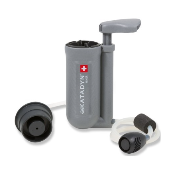 water filter which is a great alternative for becoming a more water conscious traveler