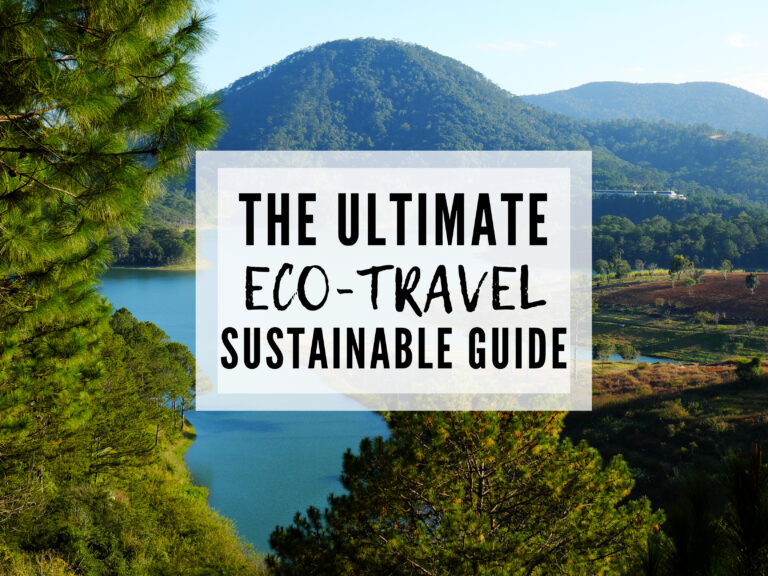 A Complete Eco Travel Guide